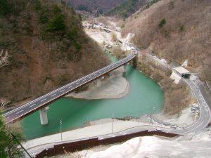 写真 うすゆき橋全景