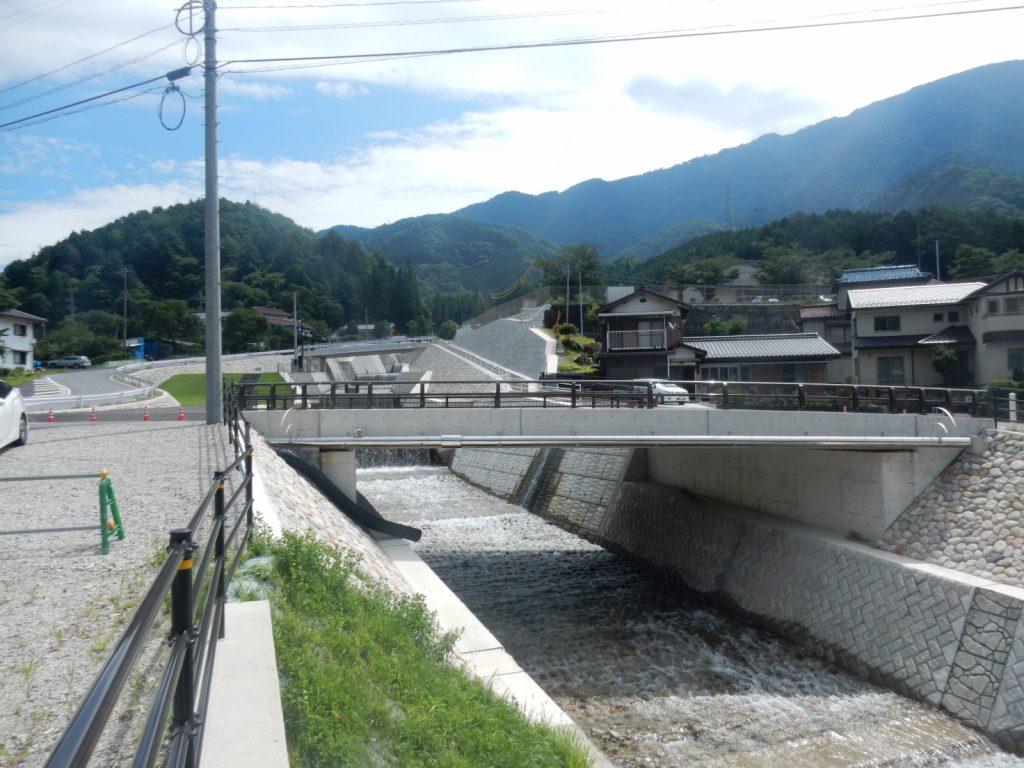 写真 現在の梨沢橋