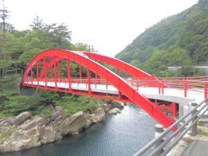 橋梁補修設計 (長野県木曽郡上松町)