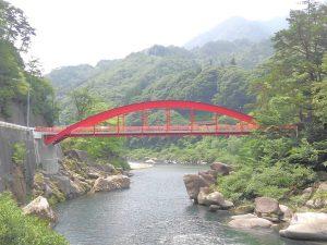 写真 上松町桟橋