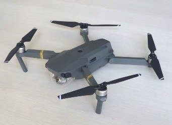 無人航空機 Mavic Pro