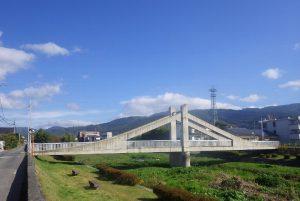 松本市元町 元女(もとめ)橋