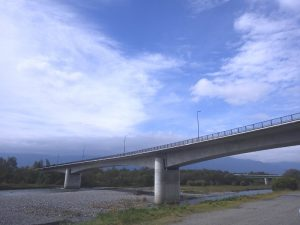 安曇野市豊科 光橋