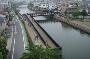 江戸川区 人道橋