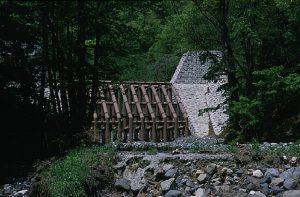 鋼製砂防スリットダム