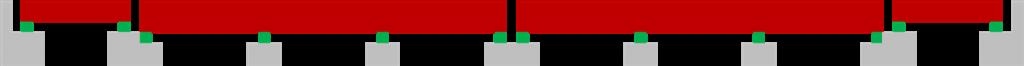梓川橋 側面図