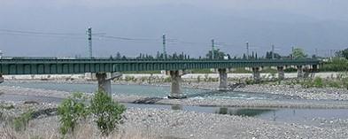梓川橋(鉄道橋)