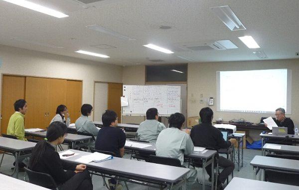 社内研修-技術士受験対策講座